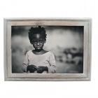 Bilder-/ Spiegelrahmen Bildmaß: 41,5 x 61,5 cm
