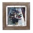 Bilder-/ Spiegelrahmen Bildmaß 29,7 x 29,7 cm