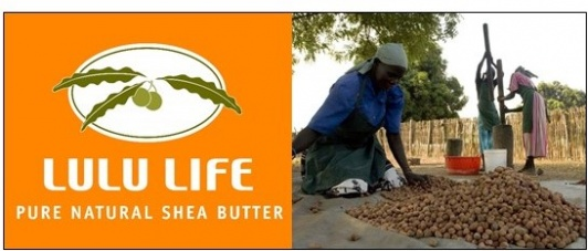 LULU LIFE Südsudan - 100% pure Sheabutter