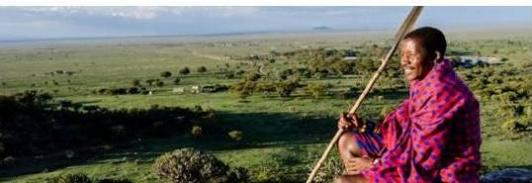 Original Maasai Shuka