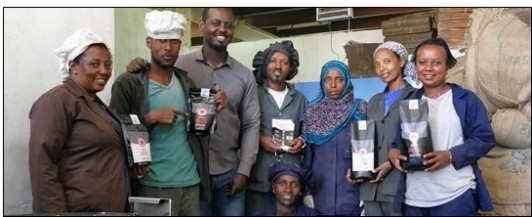 SOLINO Kaffee aus Äthiopien
