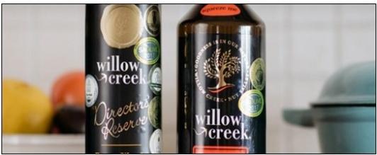 Olivenöl und Balsamico Essig aus Südafrika