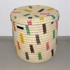 Wäschekorb multicolor