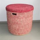 Wäschekorb pink