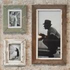 Bilder-/ Spiegelrahmen aus Altholz
