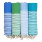 Blau-, Grün-, Lila-, Türkistöne