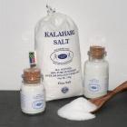 Kalahari Salz, ungebleicht