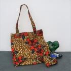 Stofftaschen - Einkaufen mit Herz