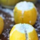 Marokkanische Salzzitronen, eingelegt