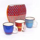 Handbemalte Keramik